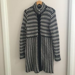 Cynthia Rowley Sweater Coat